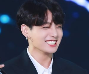 bunny, jungkook, and smile image