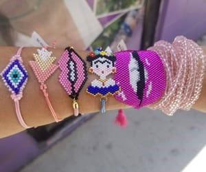 bracelet, diy, and frida kahlo image