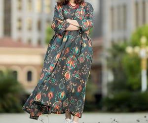 etsy, v collar dress, and travel robes image