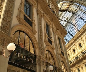Versace, aesthetic, and architecture image