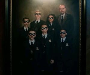 the umbrella academy image