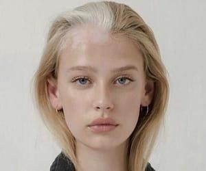 girl, model, and eyes image