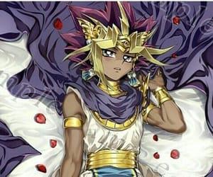 anime, manga, and yami yugi image