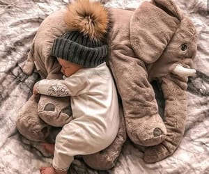 baby, boy, and cute image