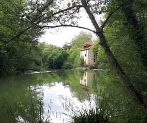 france, parc, and south image