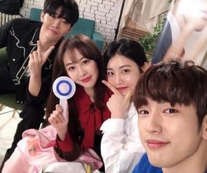 kdrama, yeeun, and shin yeeun image