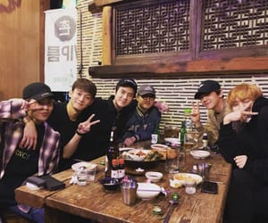 Chen, exo, and lay image