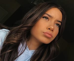 sophia birlem, girl, and brown hair image
