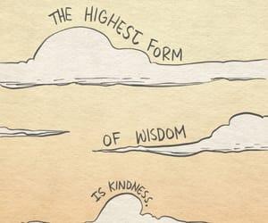 kindness, meditation, and positive image