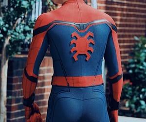 Marvel, tom holland, and spider-man image