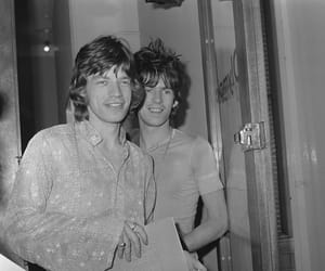 Keith Richards, mick jagger, and mick image
