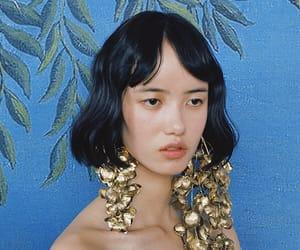 earrings and girl image
