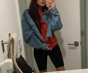 beauty, clothes, and Davina image