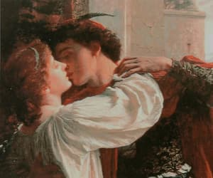painting, romeo and juliet, and love image