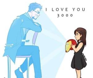 iron man, Marvel, and 3000 image