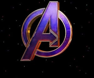Avengers, Marvel, and endgame image