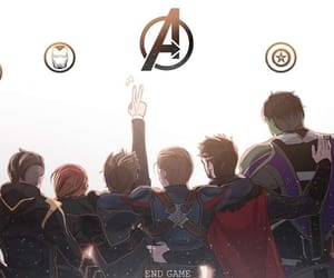 Avengers, avengers endgame, and black widow image
