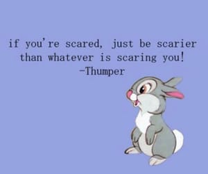 disney, quote, and thumper image
