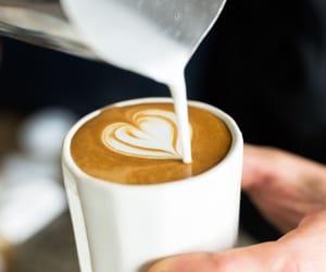 coffee and creamer design image