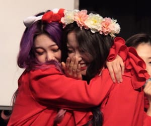 girls, korea, and korean image