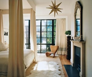 bedroom, interior, and interior design image