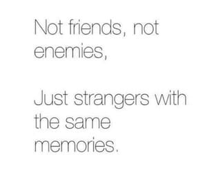 enemy, friends, and quotes image