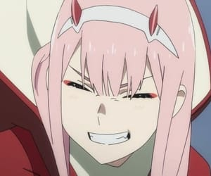 anime, darling in the franxx, and icon image