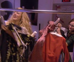 blair waldorf, gossip girl, and Serena Van Der Woodsen image