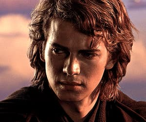 Anakin Skywalker, gif, and hayden christensen image