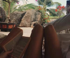 summer, book, and goals image