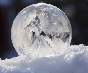 crystal, ice, and snow image