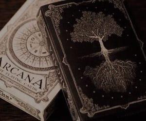 magic, witch, and tarot image