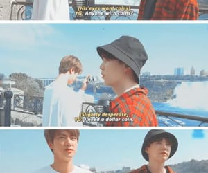 jin, kpop memes, and jhope image