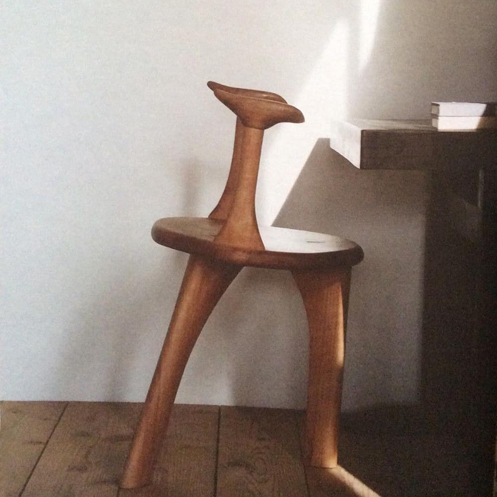 chair, minimalist, and home image