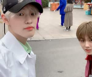 idol, chenle, and kpop image