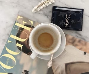 coffee and vogue image