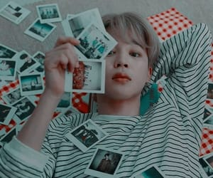 aesthetic, theme, and bts image