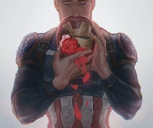 Marvel and stony image