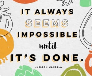 impossible, inspo, and quote image