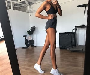 fitness, legs, and motivation image
