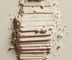beauty, natural, and powder image