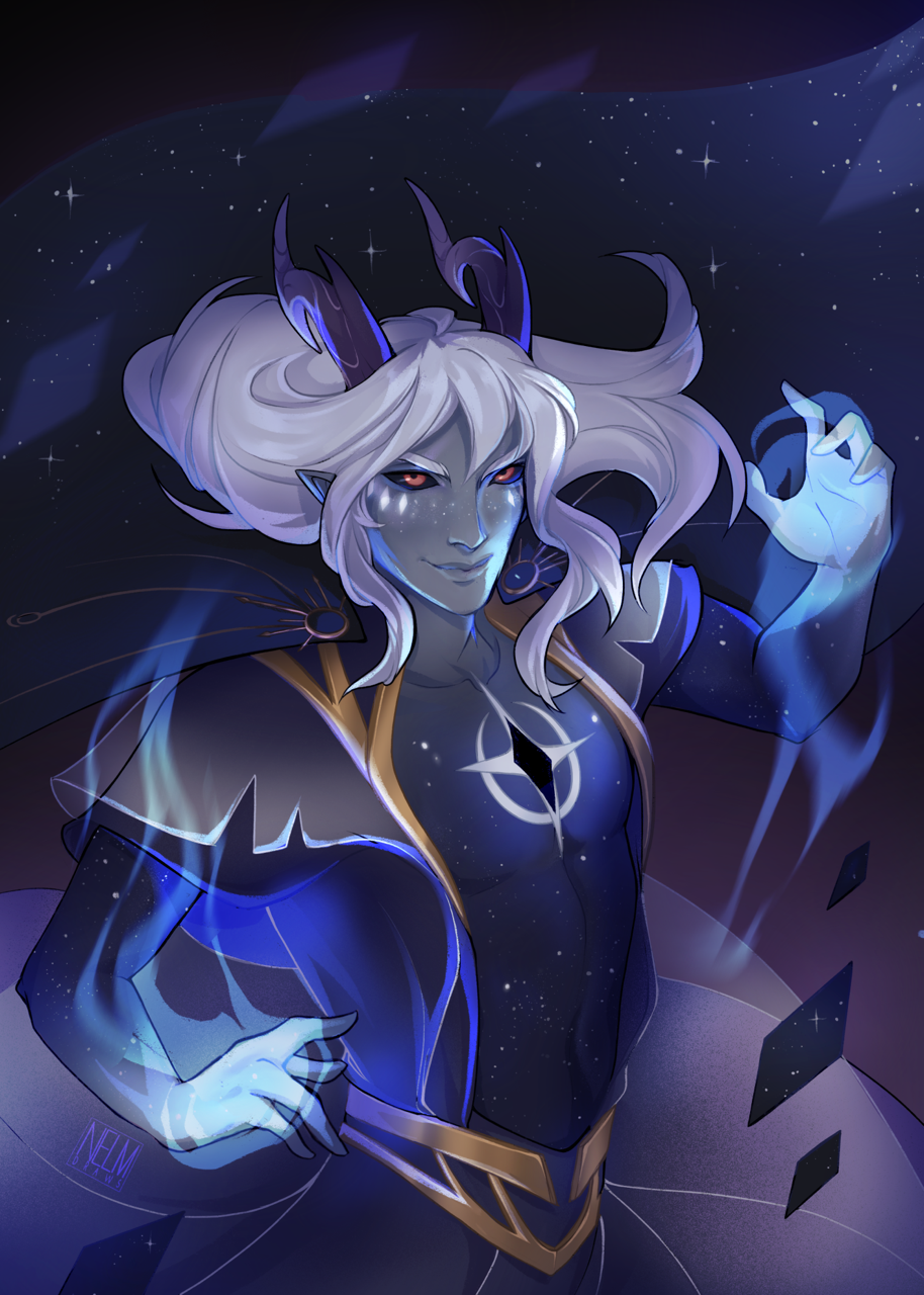the dragon prince and aaravos image
