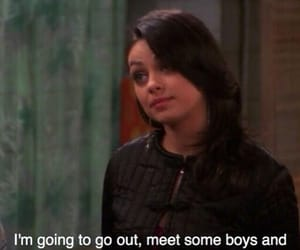 boy, quotes, and Mila Kunis image