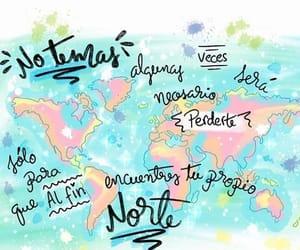 vida, norte, and actitud image