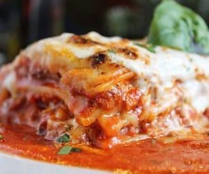 article, pasta, and lasagna image