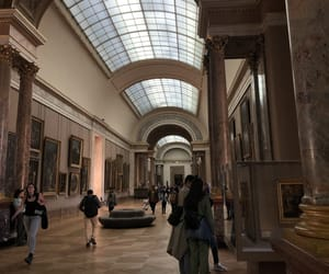 aesthetic, art, and louvre image