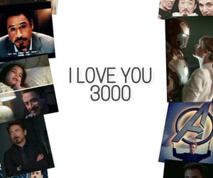 3000, Avengers, and heart image