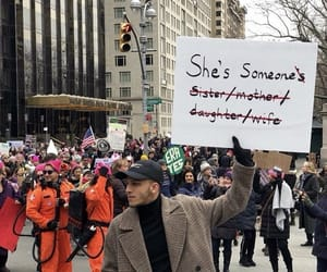 feminism, women's march, and woman image