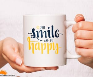 gm quotes images, morning smile quotes, and be happy morning thoughts image