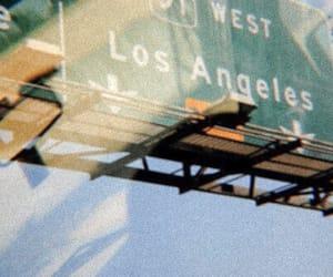 los angeles, la, and city image